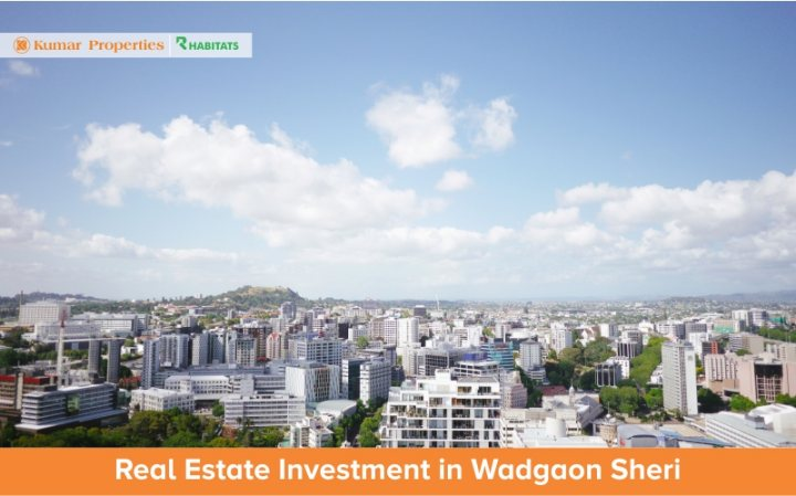 Wadgaon Sheri Rising Investment Hotspot For Residential Properties In Pune