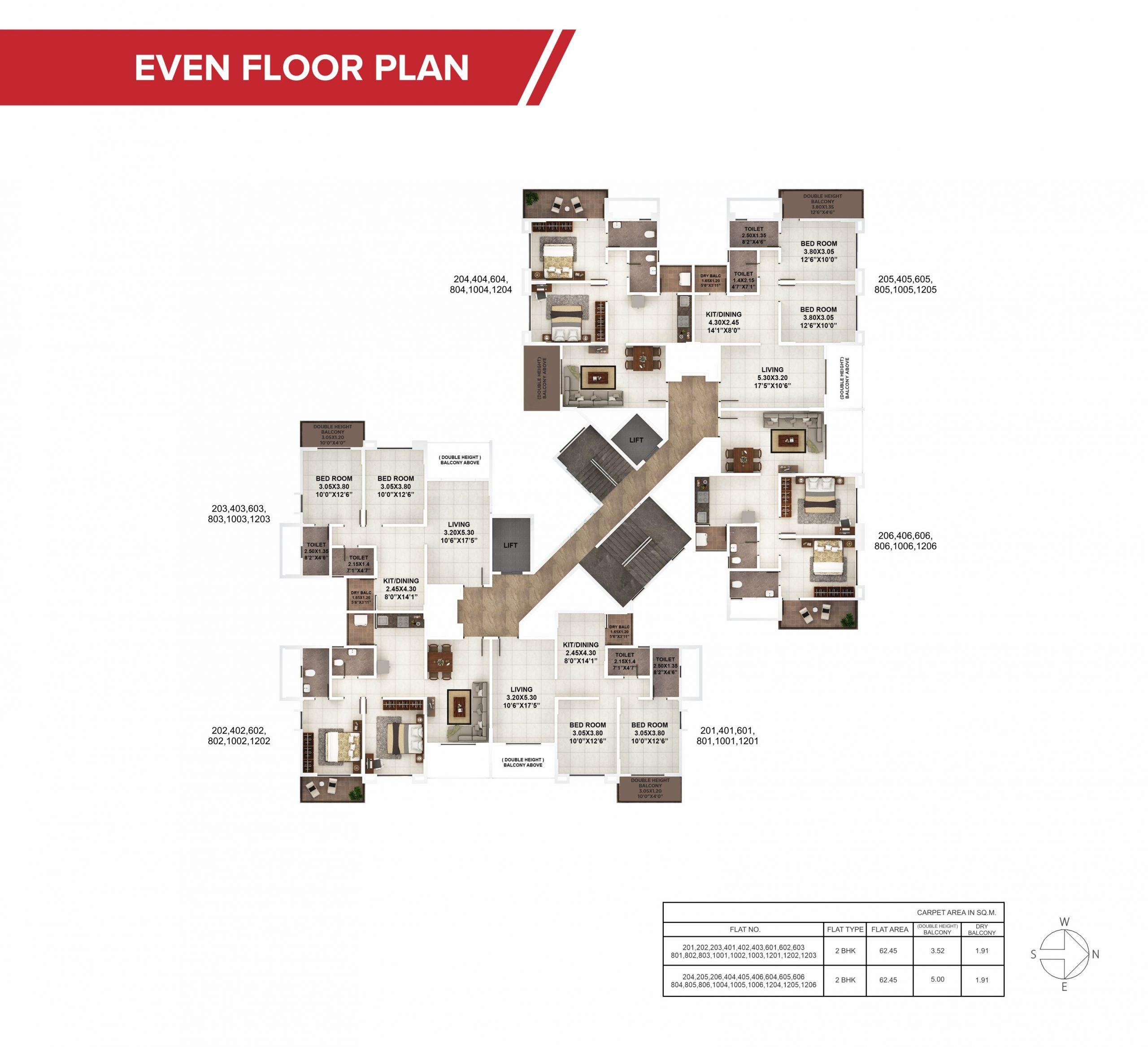even floor plan 3_9_21